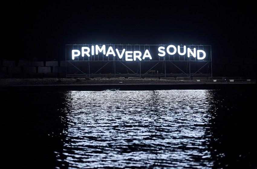 Primavera Sound Barcelona confirms first 100 artists for 2021