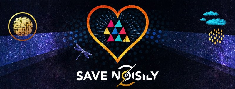 Save Noisily banner