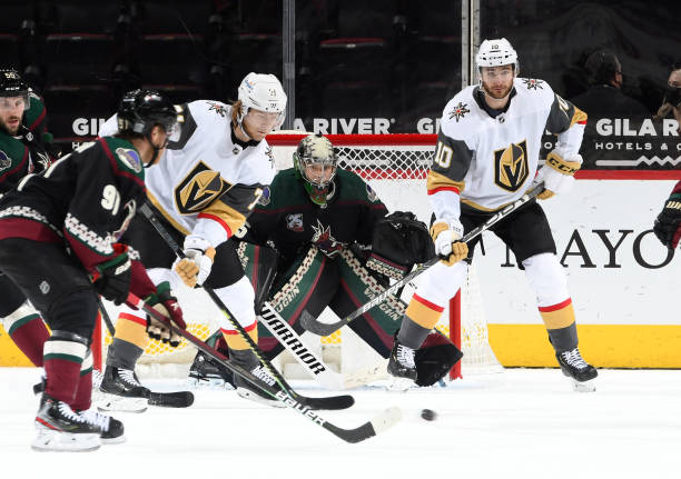 Coyotes First Major Test Ends with Tough Losses
