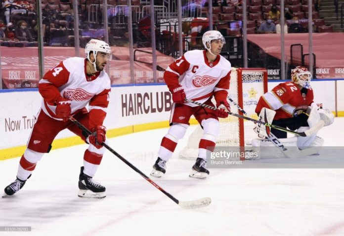 Predicting the Wings Expansion Draft