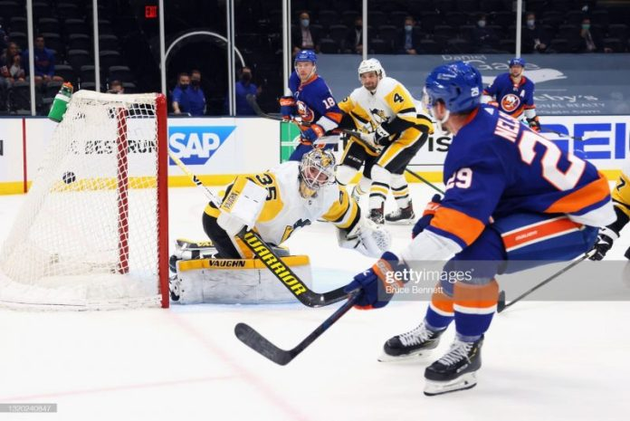 Jarry Costs the Penguins Another Run
