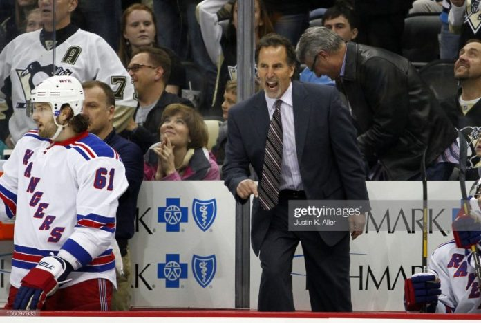 Possible Coaching Decisions Lay Ahead for Blueshirts