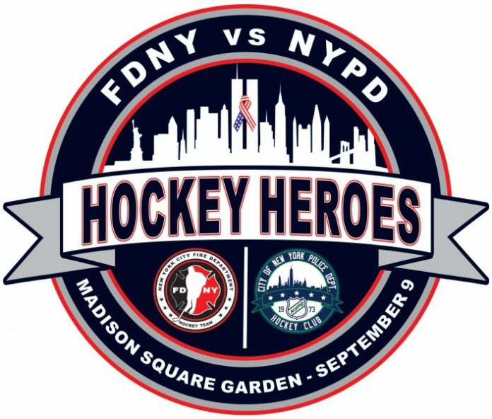 FDNY vs. NYPD Hockey Heroes Matchup Was Another Classic at The Garden
