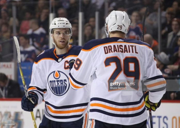 """Oilers Start the Big Guns for Joey Moss """"Tribute"""" Game"""