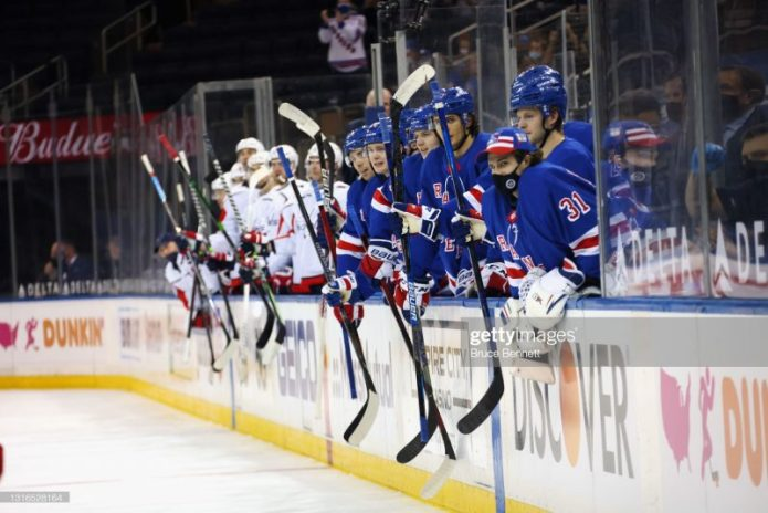 Previewing the 2021-2022 Rangers Season