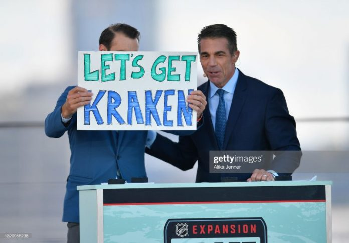We Wear The 'S': What Seattle Kraken Fans Need To Know About the Climate Pledge Arena Vaccination Guidelines, New Signings, and the Releasing of the Jerseys!