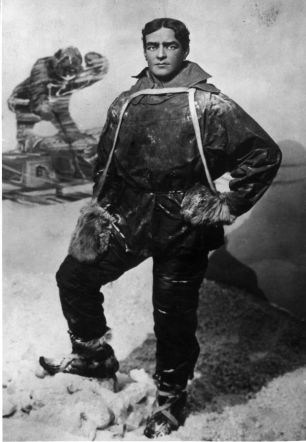Ernest Shackleton Wool