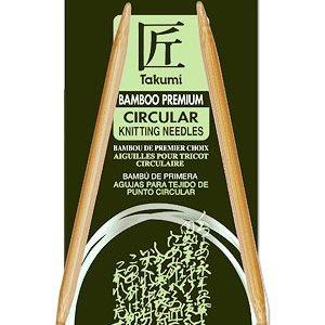 Bamboo Circular Knitting Needle