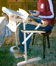 Kromski Harp Floor Stand