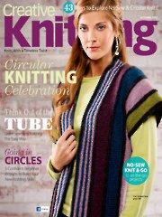 Creative Knitting Autumn 2013