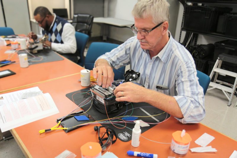 Fiber Optic Training and Certification