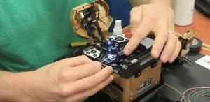 Fiber Optic Splicing - The Fiber School - Fiber Optic Training