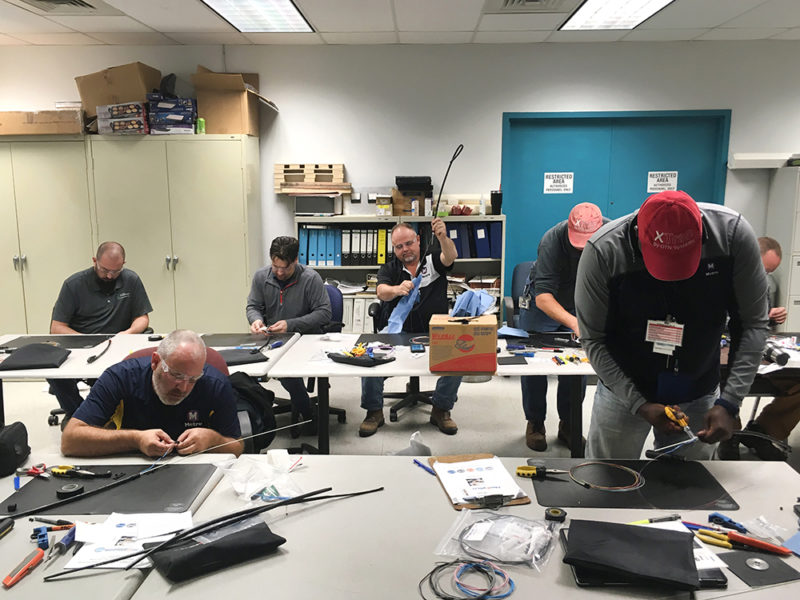 Fiber Optic Training - The Fiber School