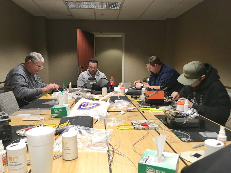 Fiber Optic Training and Certification - The Fiber School