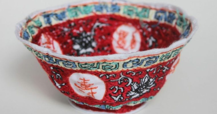 Chinese-American Identity Explored through Embroidery: Jessica So Ren Tang