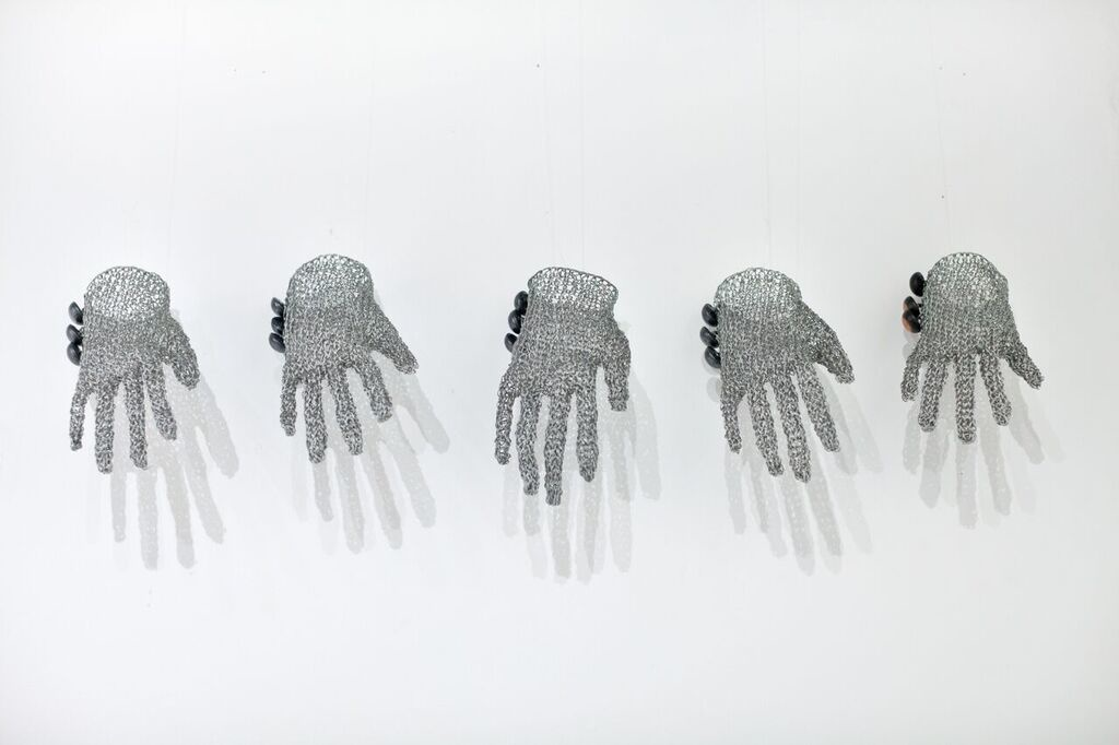 Sarah Mosteller | Knitting with Wire