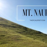 Mt. Naupa: Chasing Sunset 1