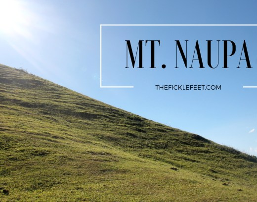 Mt. Naupa: Chasing Sunset 4