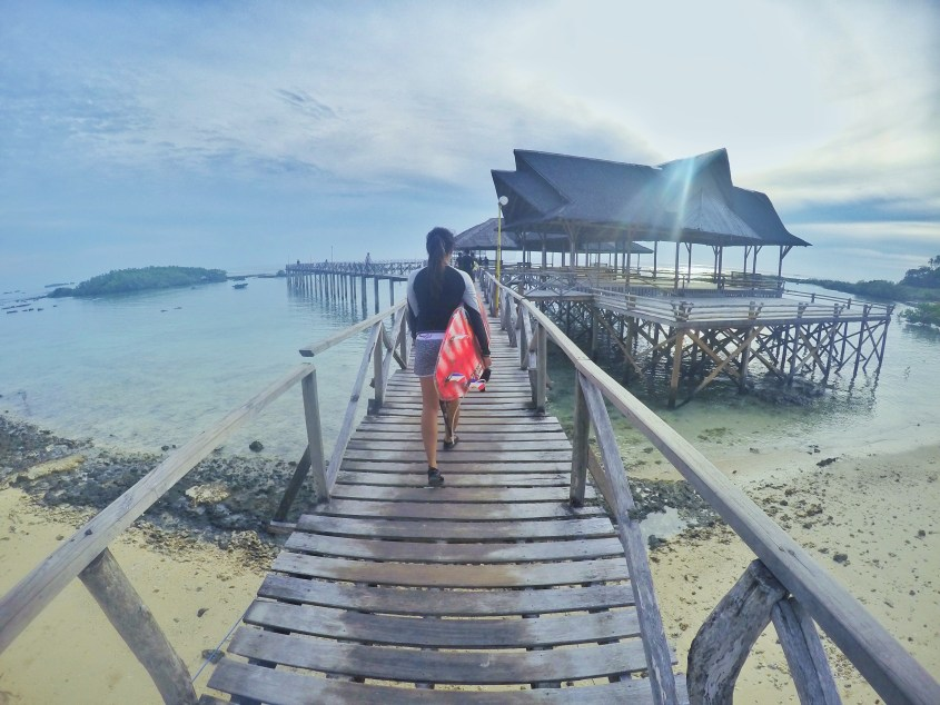 Boardwalk, Siargao Island, Philippines