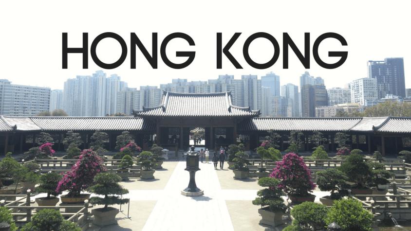 Hong Kong Vlog!