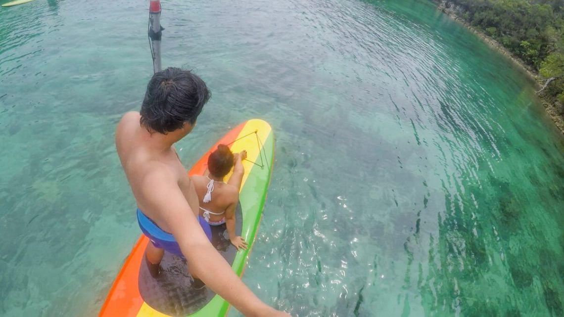 DIY Sugba Lagoon | The Fickle Feet