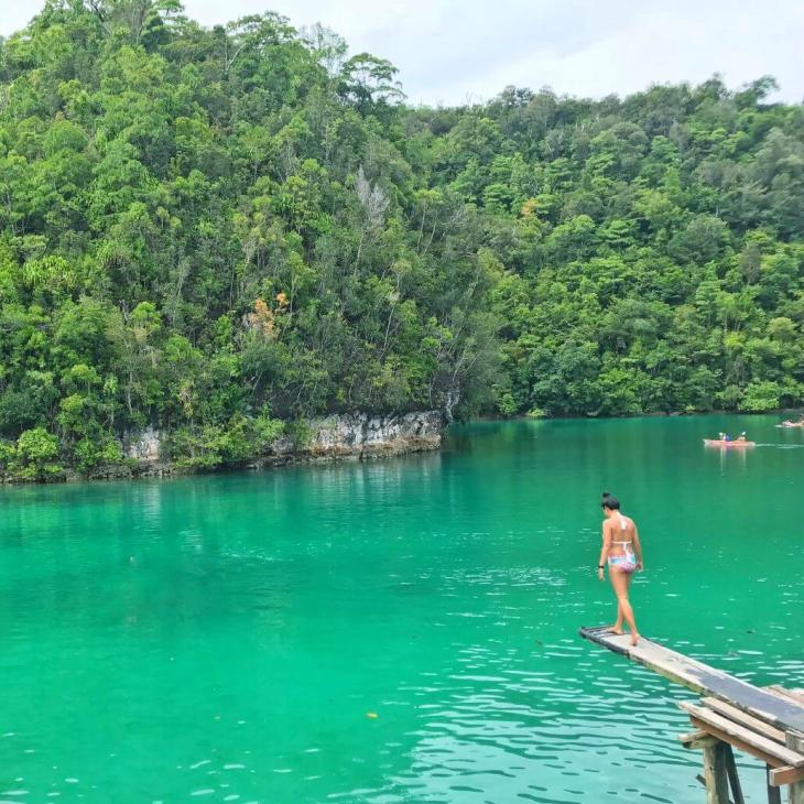 Ultimate DIY Guide to Sugba Lagoon in Siargao Island