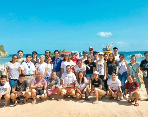 Malapascua Island Ocean Clean Up