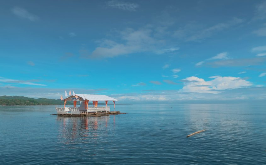 Floating Cottages in Carmen, Agusan del Norte 1