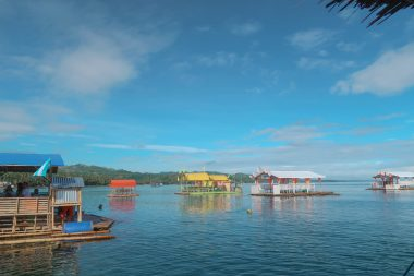 Floating Cottages in Carmen, Agusan del Norte 4