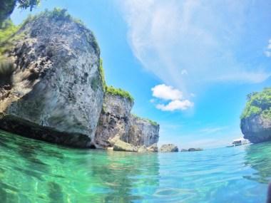 TRAVEL GUIDE: Visit the Hidden Lagoon in Guintarcan Island 1