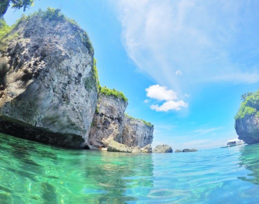 TRAVEL GUIDE: Visit the Hidden Lagoon in Guintarcan Island 2