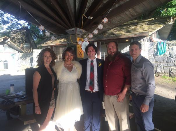 Wedding Improv