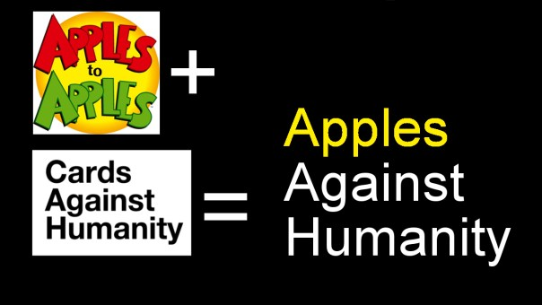 33) Apples Against Humanity