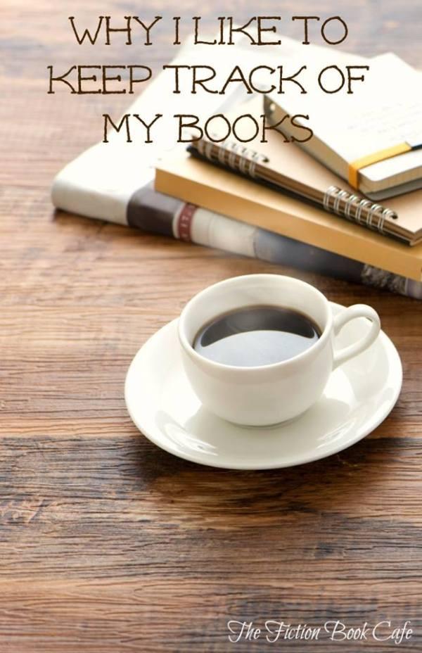 What I Track My Books