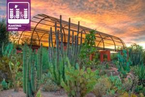 The Sybil B. Harrington Cactus and Succulent Galleries at the Desert Botanical Garden
