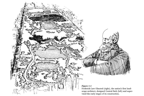 Figure 1 excerpt from Anatomy of a Park image: Donald Molnar