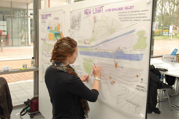 Workshop impressions image: Michael Roth 2012
