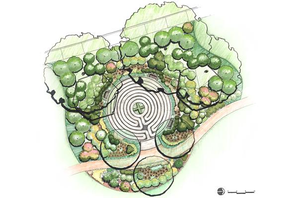 Rendered plan image: Thomas Baker
