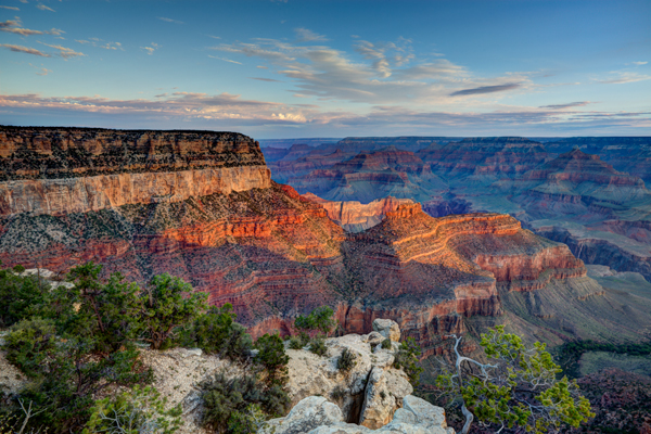 The Grand Canyon image: John Kees via Wikimedia Commons
