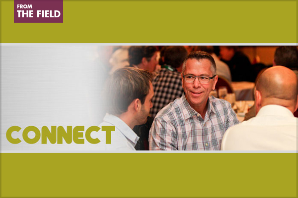 Learning from and with others is the main ingredient of the conference experience. image: PLANET Green Industry Conference