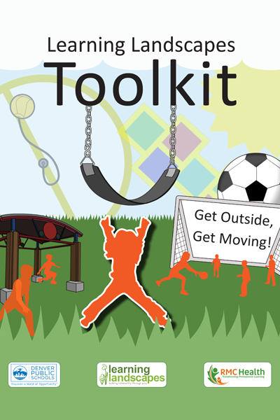Cover of the Learning Landscapes Activity Toolkit image: Lois Brink