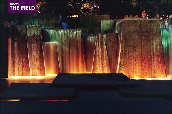 Keller Fountain Park in Portland, OR image: Sam Grover