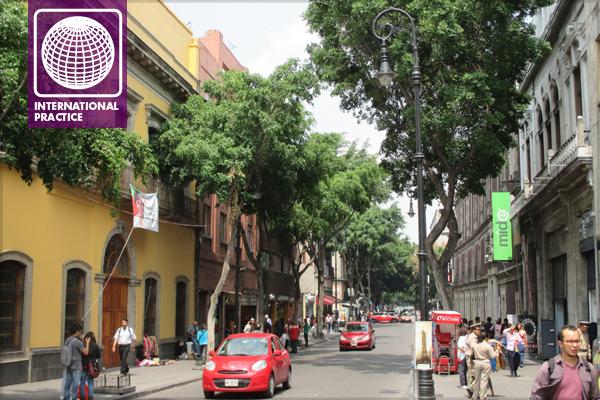 Mexico City streetscape image: Erik Mustonen