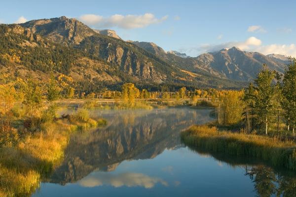 Grand Teton National Park, WY - Laurance S. Rockefeller Preserve, 2014 Honor Award Winner, General Design Category image: D.A. Horchner