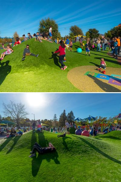 Heather Farm Park, City of Walnut Creek, CA image: Borrecco / Kilian and Associates