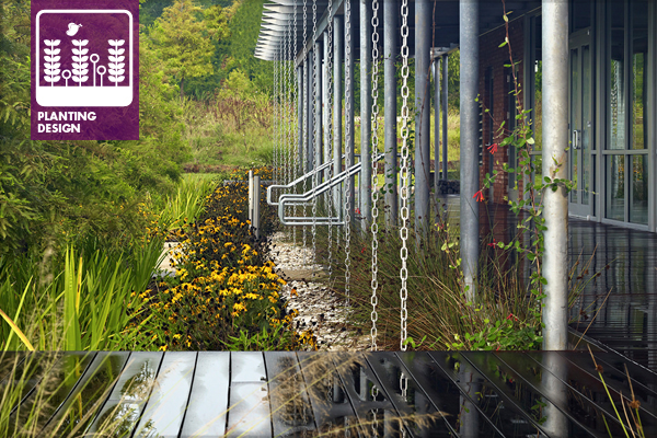 ASLA 2016 Professional General Design Honor Award - Converging Ecologies as a Gateway to Acadiana by CARBO Landscape Architecture image: Alan Karchmer