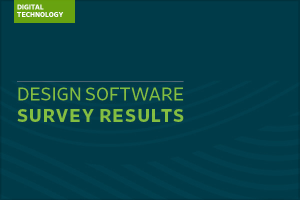 Design Software Survey Results