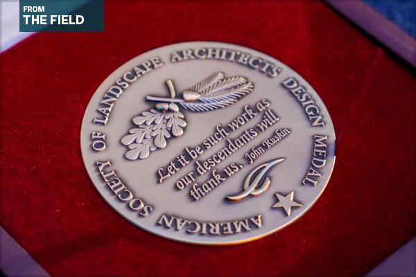 ASLA Design Medal