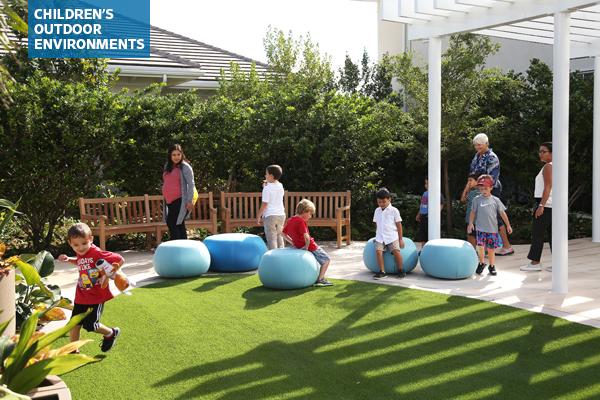 Els for Autism Sensory Arts Garden