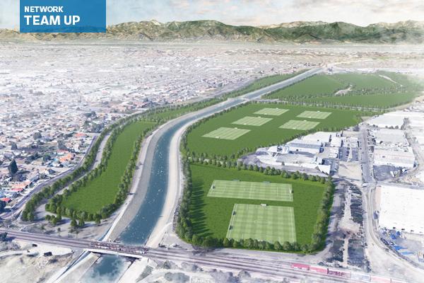 Rio Hondo Park Concept